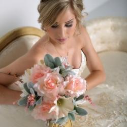 Bridal Portrait | Photo: Kathleen Ryan